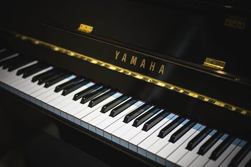 Piano, Yamaha, Grand Piano, Music