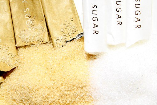 Sugar, Brown Sugar, Healthy, Brown