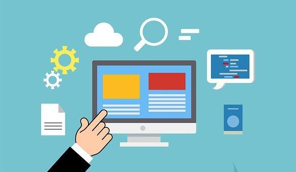 Web, Domain, Service, Website