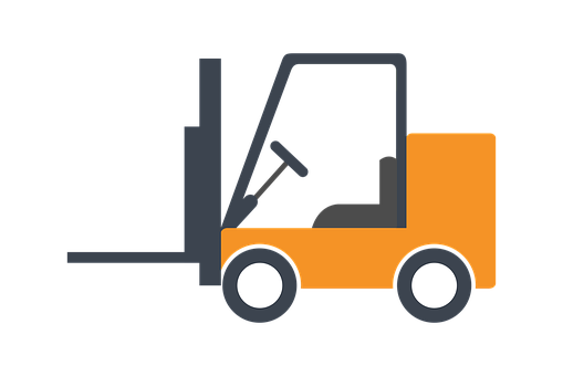 Heavy, Lifter, Weight, Forklift, Load