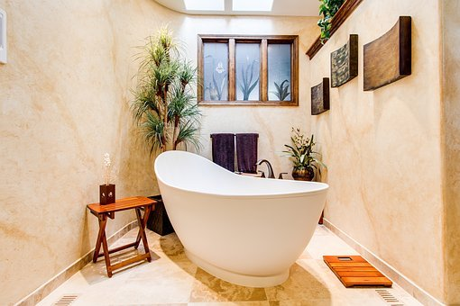 Home, Decor, Real Estate, Bathroom