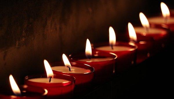 Tea Lights, Candles, Light, Prayer