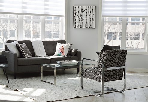 Living Room, Condo, House, Apartment