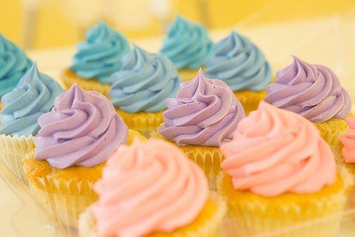 Cupcakes, Muffins, Dessert, Food, Cake