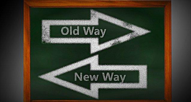 Board, Arrow, Shield, Note, Change