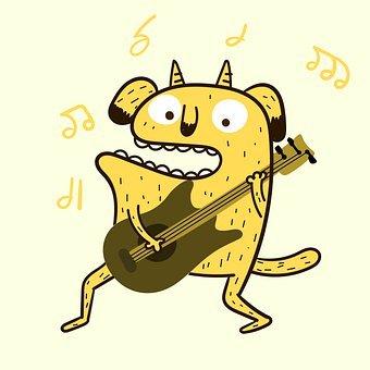 Musician, Guitar, Instrument, Music