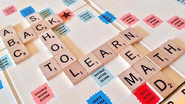 Scrabble, Education, Text, Read, Letters