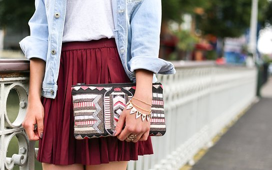 People, Woman, Fashion, Clothes, Skirt