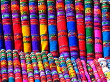 Fabric, Cambaya, Cloth, Textile