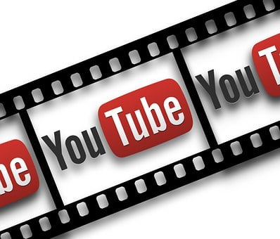Movie, Filmstrip, You, Tube, You Tube