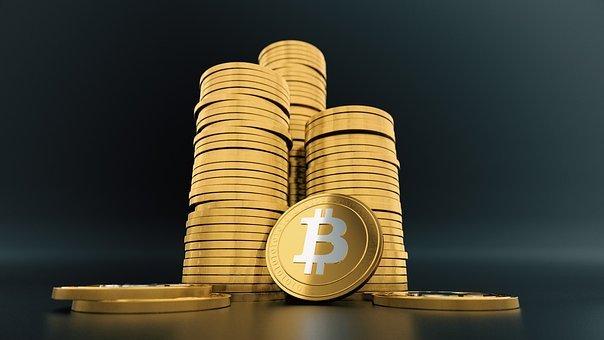 Bitcoin, Cryptocurrency, Virtual, Money